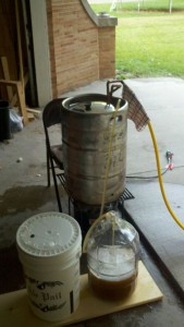 Large Batch Brew Kettle