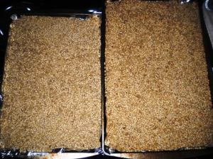 side by side golden malt