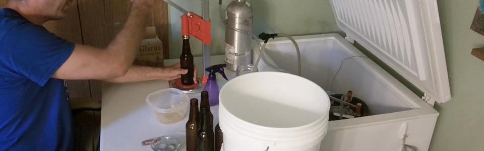Bottling From the Keg